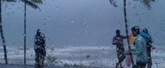 Weather advisory: Strong winds, heavy showers likely – Met Dept