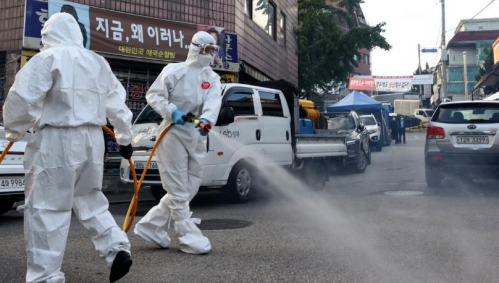 S. Korea's domestic COVID-19 cases fall to the lowest in 44 days