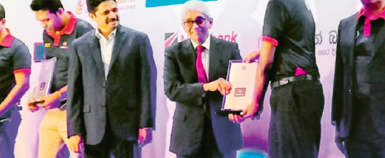 Propagating LANKAQR payments:  ComBank  actively drives CBSL prog