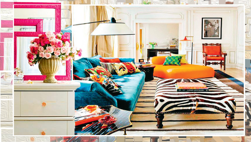Ways to Add Colour to  Your Home Without Painting