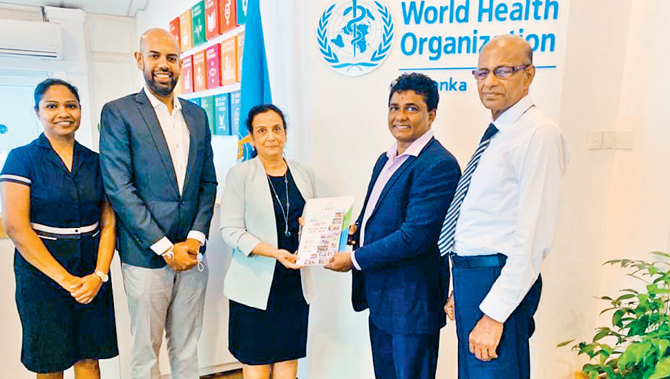 World Tourism Day 2020:  WHO rep at SL Tourism Leaders' Summit