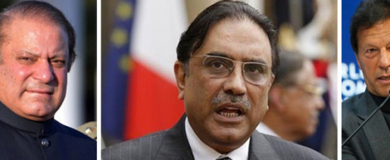 Pakistan's Opposition Takes Blunt Aim at Country's Military