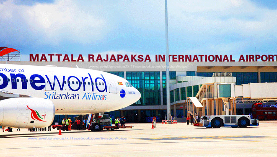 Mattala Airport to offer waiver on landing charges, stopping fees