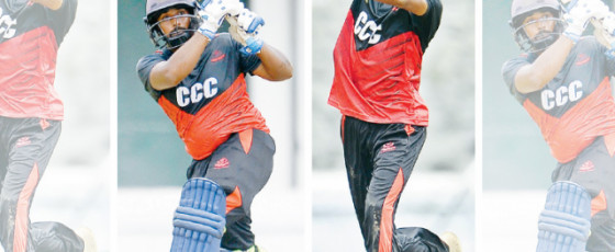 Suwath, Malindu guide CCC to  comfortable win