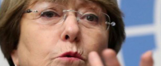 Michelle Bachelet  Reminded of Her Duties