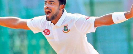 B'desh pacer Abu Jayed tests Covid-19 positive ahead of SL tour