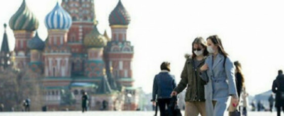 Russia's new COVID cases surpass 6,000 for first time in two months