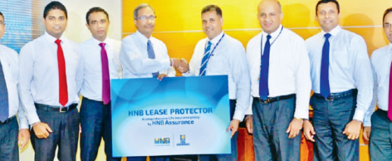 HNB and HNBA  Launch 'Lease Protector'