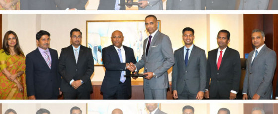 NDB enters into agreement with iLoan Lanka