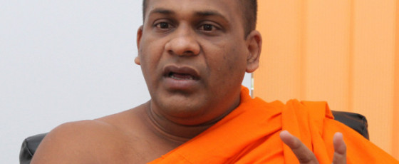 Gnanasara Thera's name proposed for National List slot