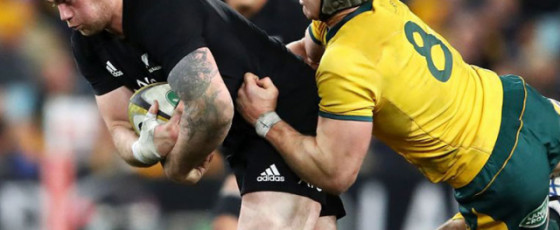 NZ PM intervenes in rugby dispute with Australia