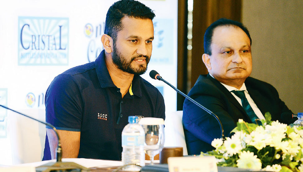 We are prepared to play any series – Dimuth Karunaratne