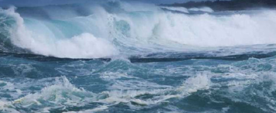 Amber alert issued for rough seas and strong winds
