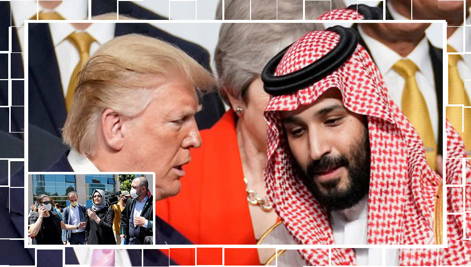 Trump Boasted He Protected MBS After Khashoggi Hit