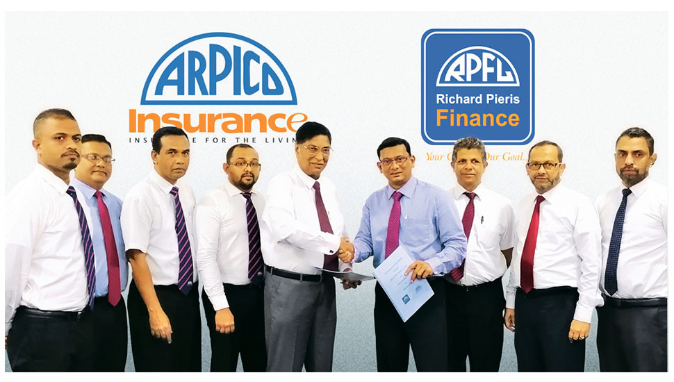 Richard Pieris Finance and Arpico Insurance join forces ...