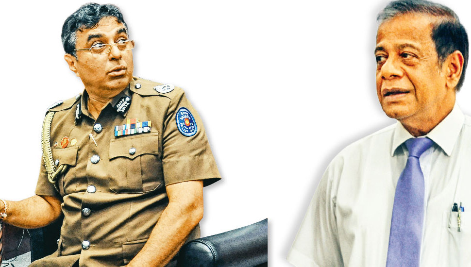 Sirisena Asked Ex-IGP to be the Fall Guy