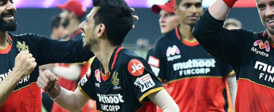 Sunrisers collapse to hand Royal Challengers win