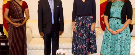 Netherlands Ambassador pays courtesy call to Foreign Secretary