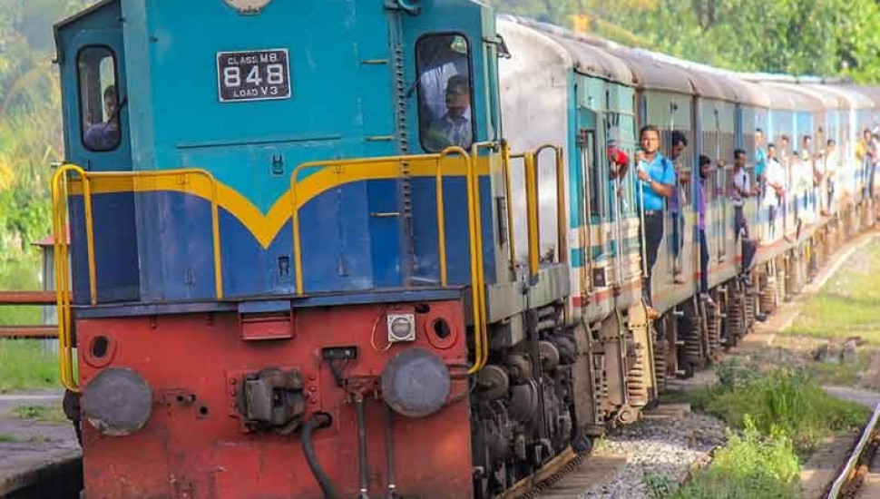 Railway Department to resume two trains