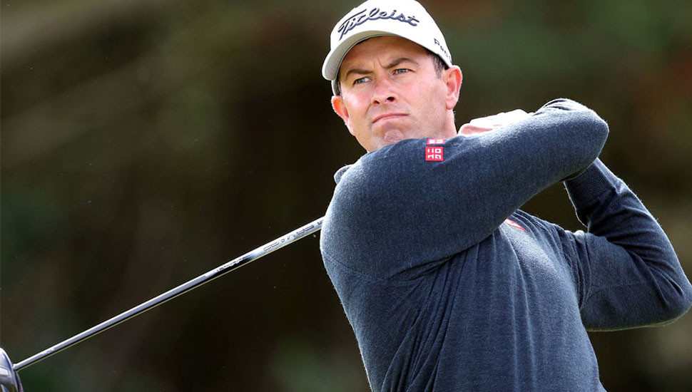Adam Scott tests positive for COVID-19