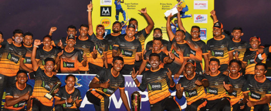 Dimo Southern Warriors emerge champs