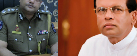 Sirisena and Jayawardena conversed via phone