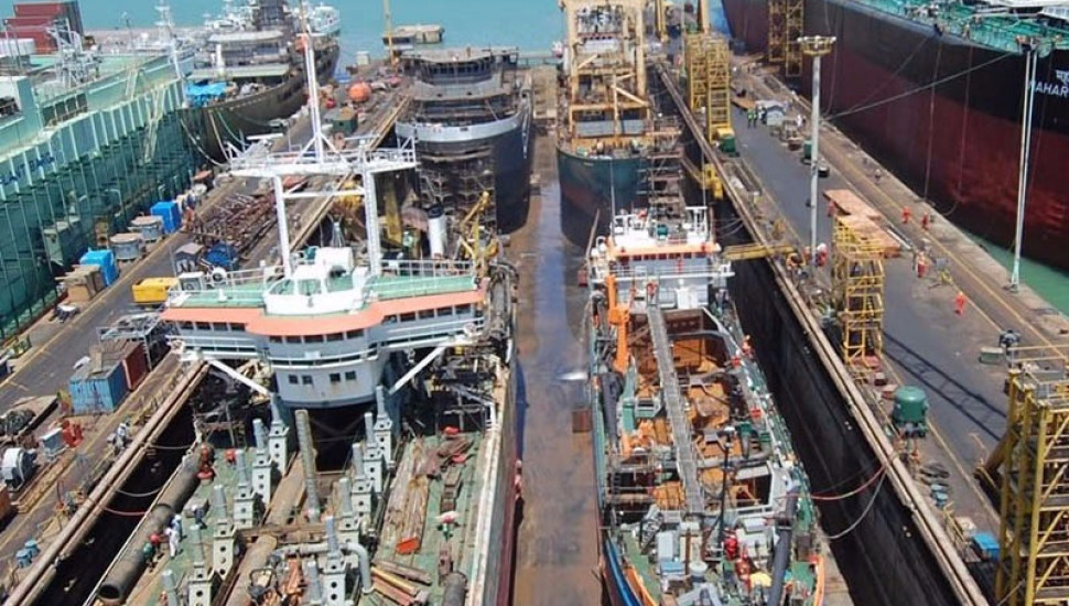 Five Colombo Dockyard employees test positive for COVID-19