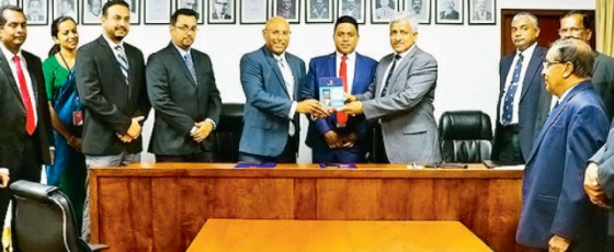 NDB Signs Financing Facility with Colombo Colts CC