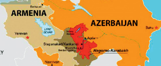 Nagorno-Karabakh Conflict: Myth and Reality