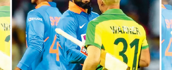 Australia confirms playing India in all three formats