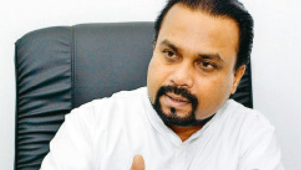 President gave  us his word   – Wimal
