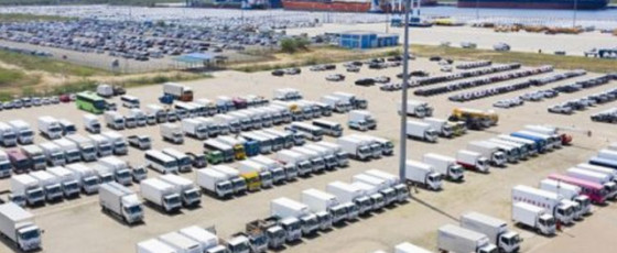 Hit by import ban: Vehicle imports down 57% in Sept