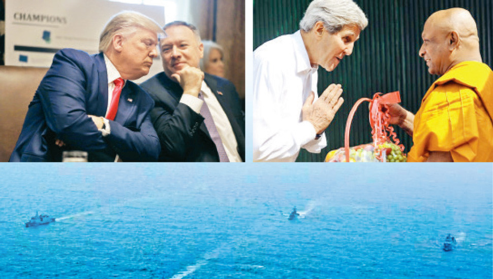 What Brings Pompeo to SL?