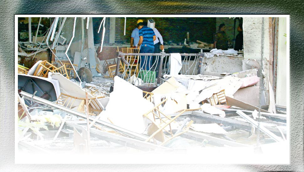 Zaharan's group planned 20 suicide bombings