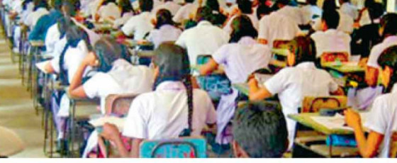Exam invigilator arrested for answering AL exam paper