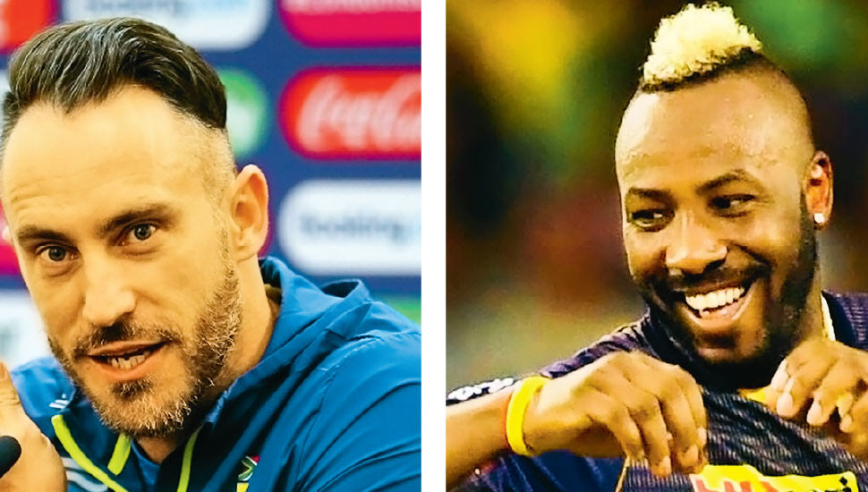 Lanka Premier League: Russell, du Plessis Among Five Overseas Players to Pull Out