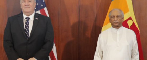 US State Secretary reaffirms commitment to a sovereign, secure Sri Lanka