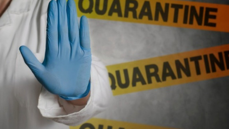 10,447 persons still in quarantine