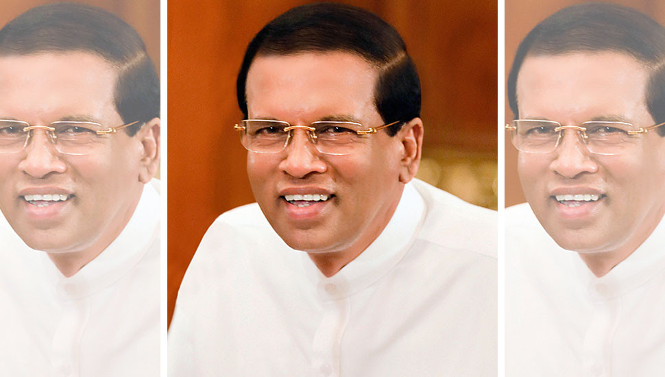 I was not aware of Zaharan being used as a spy – Sirisena