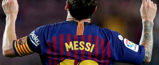 Messi decides to stay at Barca