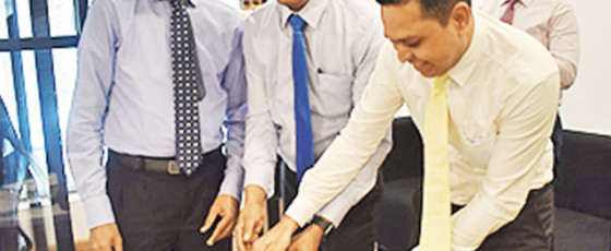 Customer Relations Management Centre relocated