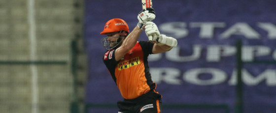 Sunrisers Hyderabad register first win