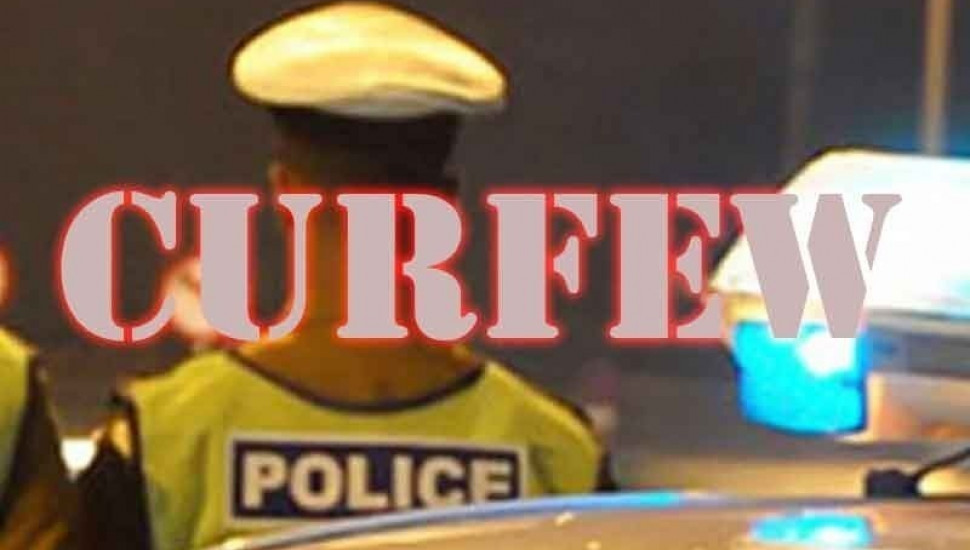 Curfew imposed in several areas in Gampaha with immediate effect