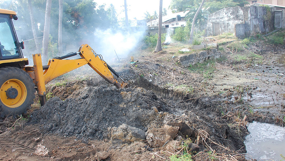 Drainages and waterbodies to be renovated – MC K.M. Nilam