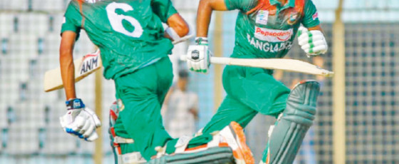 Three Bangladesh U-19  players test positive for Covid-19