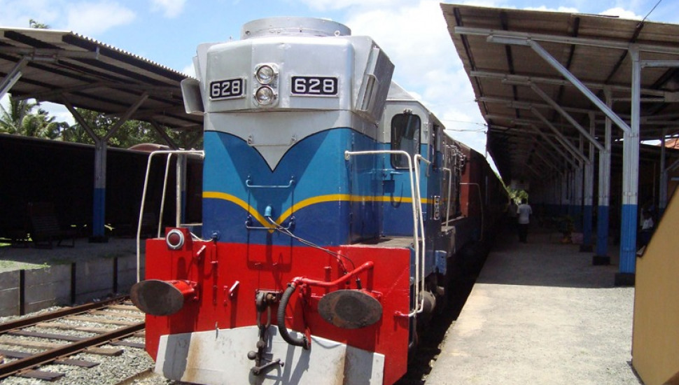 Train services restricted during curfew