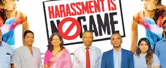 NOCSL launches 'Harassment is No Game' campaign