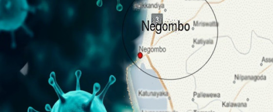 Shopping complex in Negombo closed after couple tests positive for COVID-19
