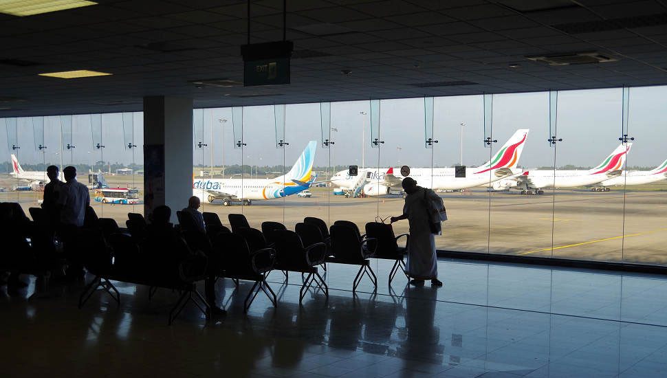 Pre-departure PCR tests mandatory: Airport and Aviation Services