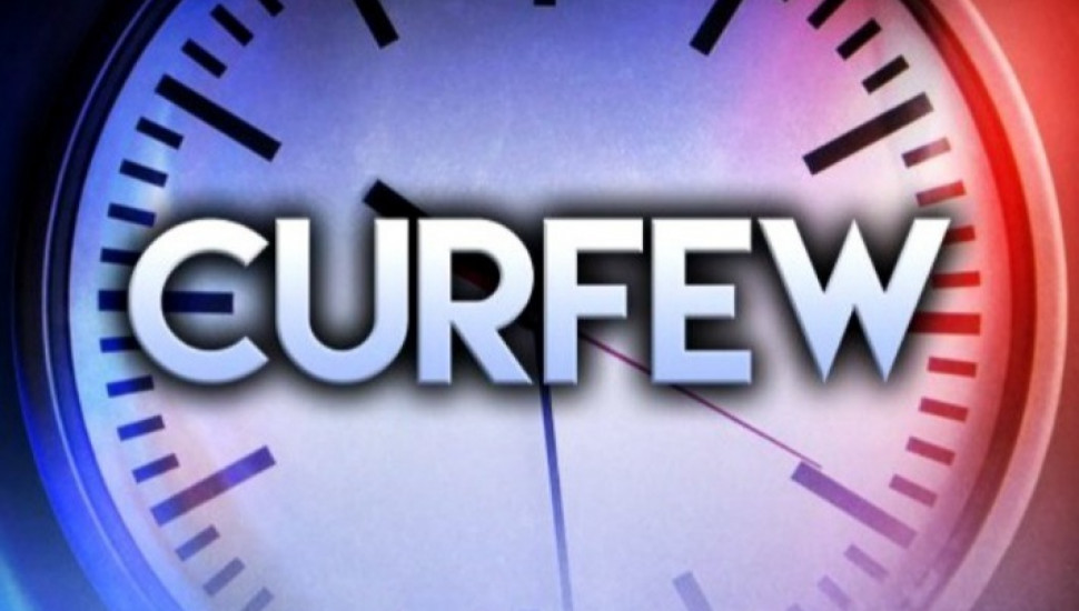 Curfew imposed in several areas of Colombo